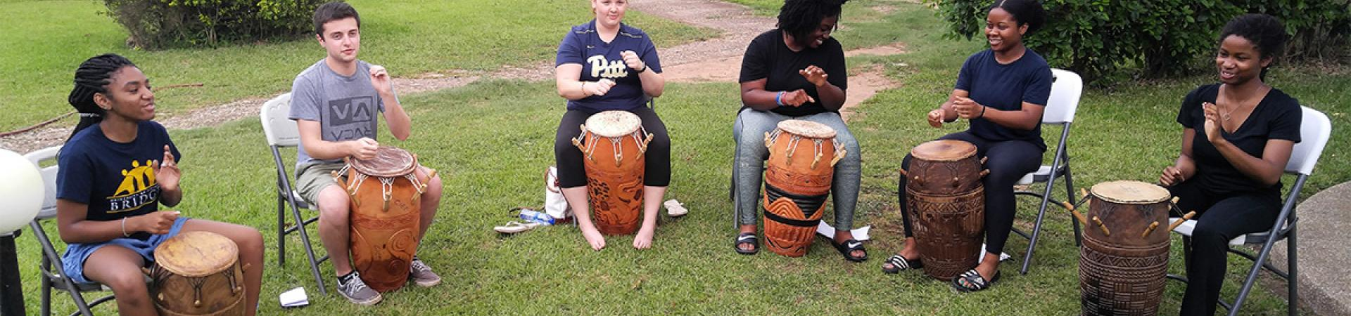 Pitt in Ghana: Culture, Music, and Health | Pitt Study Abroad